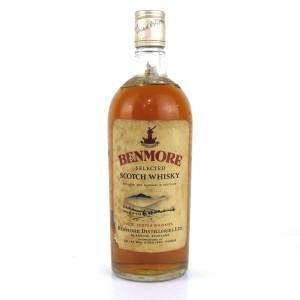 Benmore Scotch Whisky 1960s