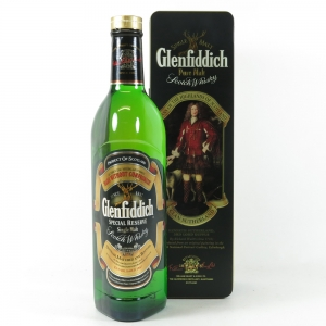 Glenfiddich Clans of the Highlands / Clan Sutherland front