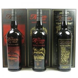 Arran Devil's Punch Bowl Collection Front