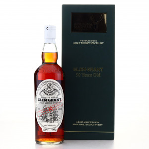 Glen Grant 50 Year Old Gordon and MacPhail