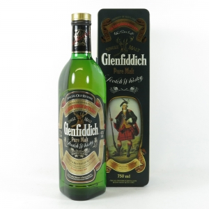 Glenfiddich Clans of the Highlands / Clan Cameron front