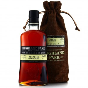 Highland Park 2003 Single Cask 15 Year Old #6148 / Helvetia 2nd Swiss Edition