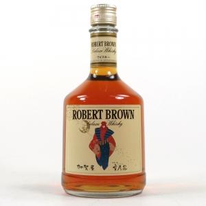 Robert Brown Deluxe Whisky