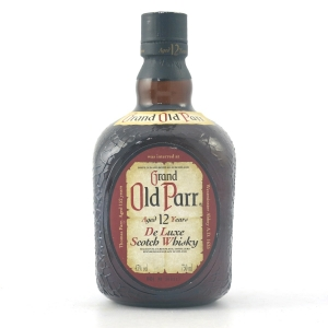 Grand Old Parr 12 Year Old 1980s