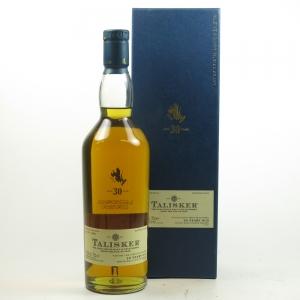 Talisker 30 Year Old 2006 Release Front