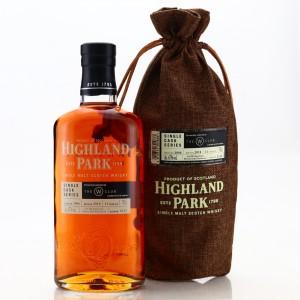 Highland Park 2006 Single Cask 11 Year Old #2132 / The W Club