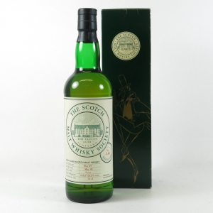 Bowmore 1989 SMWS 9 Year Old 3.40 front
