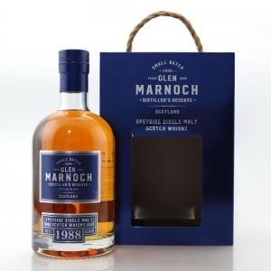 Glen Marnoch 1988 Distiller's Reserve Speyside Single Malt