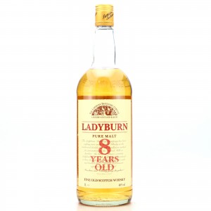 Ladyburn 8 Year Old Pure Malt 1 Litre