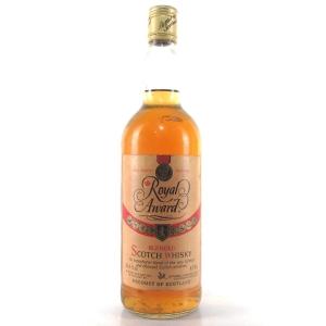 Royal Award Scotch Whisky 1970s / Littlemill