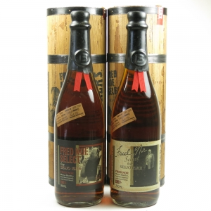 Booker's Fred Noe Select Exclusive for Seijo Ishii 2 x 70cl Front