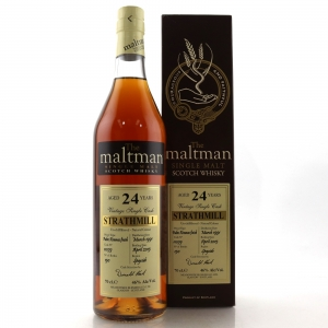 Strathmill 1991 Maltman 24 Year Old