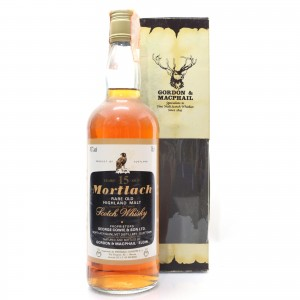 Mortlach 15 Year Old Gordon and MacPhail 1980s / Meregalli Import