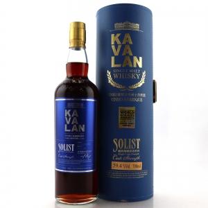 Kavalan Solist Cask Strength Vinho Barrique / 59.4%