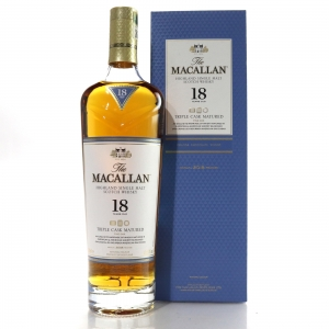 Macallan 18 Year Old Fine Oak 2018 Release