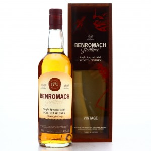Benromach 1974 late 1990s