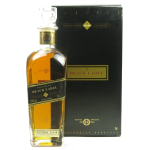 Johnnie Walker Black Label Millenium Edition