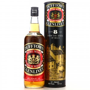 Dufftown 8 Year Old 1980s