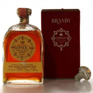 Lepanto Gonzalez Byass Brandy 1970s