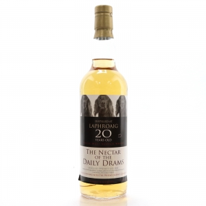 Laphroaig 1990 Whisky Agency 20 Year Old / Nectar