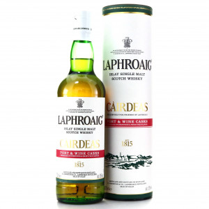 Laphroaig Cairdeas Port and Wine Casks / Feis Ile 2020