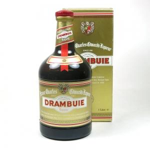Drambuie Liqueur 1 Litre Front
