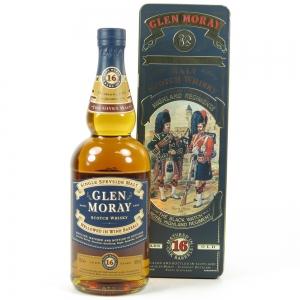 Glen Moray 16 Year Old Black Watch Tin
