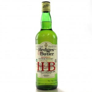 Hedges and Butler Scotch Whisky