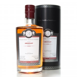 Aberfeldy 2000 Malts of Scotland Single Cask #18029