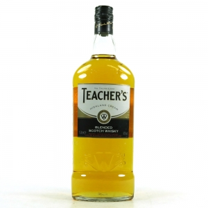 Teacher's Highland Cream 1 Litre