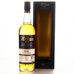 Arran 2005 Private Cask 11 Year Old #800409 / Kirsch Whisky