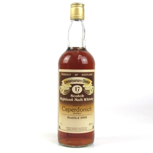 Caperdonich 1968 Gordon and MacPhail 17 Year Old