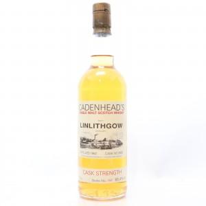 St Magdalene / Linlithgow 1982 Cadenhead's Single Cask #2839