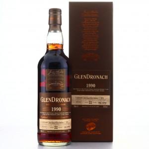 Glendronach 1990 Single PX Cask 22 Year Old #2971