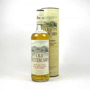 Old Fettercairn 10 Year Old 1990s Front