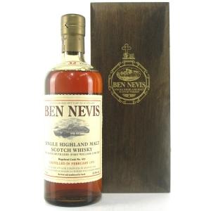 Ben Nevis 1972 32 Year Old / LMDW