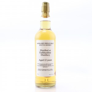 Tullibardine 2006 Private Cask 12 Year Old / Bourbon Cask