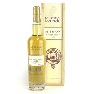 Bunnahabhain 1976 Murray McDavid 31 Year Old