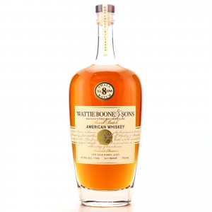Wattie Boone and Sons 8 Year Old Small Batch Bourbon