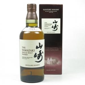 Yamazaki Distiller's Reserve Front