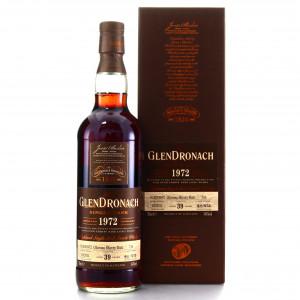 Glendronach 1972 Single Oloroso Cask 39 Year Old #716