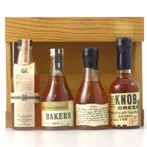 Beam Small Batch Bourbon Miniature Selection 4 x 5cl