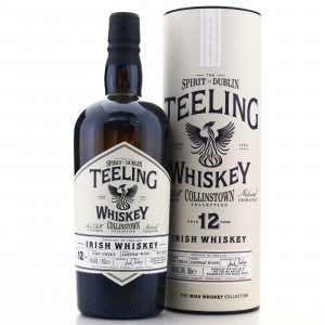 Teeling 12 Year Old Collinstown Collection / Loupiac Finish