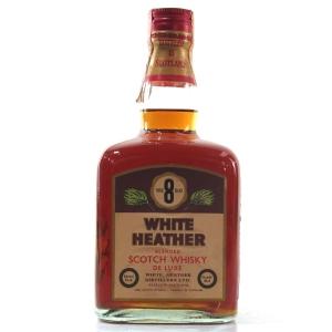 White Heather 8 Year Old 1970s / Rinaldi Import