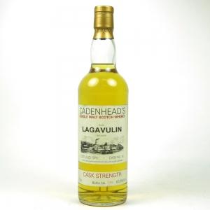 Lagavulin 1978 Cadenhead's Cask Strength Front