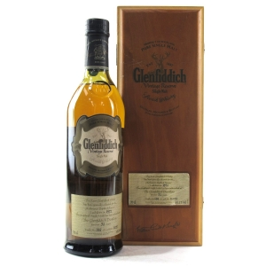 Glenfiddich 1972 Private Vintage 32 Year Old