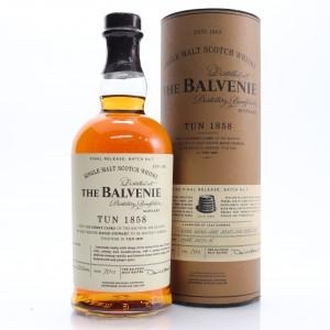 Balvenie Tun 1858 Batch #7 / Final Release
