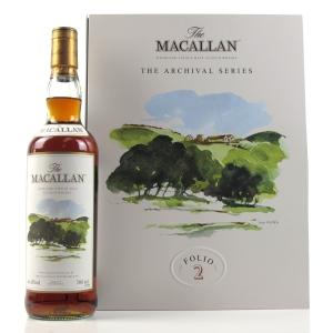 Macallan Archival Series Folio 2