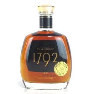 Barton 1792 Full Proof Kentucky Straight Bourbon / Loch & Key Society