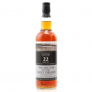 Clynelish 1995 Nectar of the Daily Drams 22 Year Old